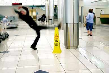 Slip and Fall Personal Injury Chiropractor Woodland Hills